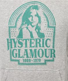 HYSTERIC GLAMOUR MENS(ヒステリックグラマーメンズ)のALL THE WAY pt PK(パーカー)|詳細画像
