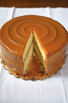 Rose's Famous Caramel Cake - Rose Deshazer-White, of Chicago's South Side, earned local fame for this buttery cake slathered with rich caramel icing.