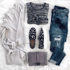 IG- @sunsetsandstilettos- casual outfit inspiration