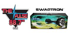 Enter to win your very own SwagTron T1 self-balancing hoverbaord courtesy of SwagTron USA and 88.7-FM The Pulse.