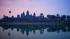 Explore Angkor Wat - Google Street View, Cambodia