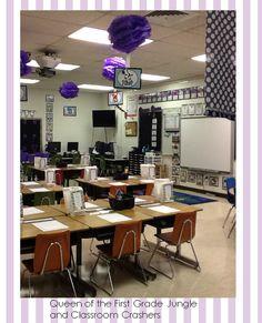 Classroom Crasher: First Grade