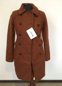 Įsigyk mano drabužį #Vinted http://www.vinted.lt/moteriski-drabuziai/paltai/22380591-naujutelis-rudas-paltukas