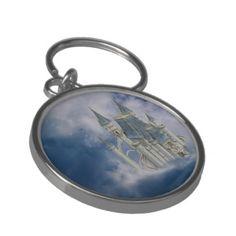Fairytale Castle Keychain $19.95