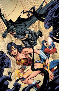 DC UNIVERSE ONLINE LEGENDS #18 ®