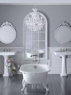 70 Feminine Bathroom Design Ideas | Fres Home Decor