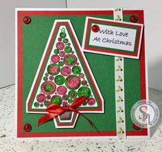 6x6 Christmas Card m