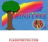 kindtree- 10 garden flags