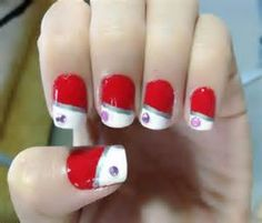valentine's day nail designs - - Yahoo Image Search Results