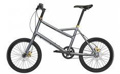 The Compact And Versatile Yooniq Urban Bike Mini Velo, Mini Bike, Velo Cargo, Bike Details, Retro Bike, Urban Bike, Bicycle Design, Vintage Bicycles, Cycling Bikes