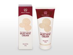 Packaging design for New Zealand Thermal Mud range for Nature's Beauty. Skincare Packaging, Beauty Packaging, Packaging Design, Hot Coffee, Coffee Cups, Cream Cream, Beauty Industry, Mud, New Zealand