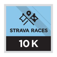 Strava is challenging you to run 10k as fast as you can between February 1st and February 28th.