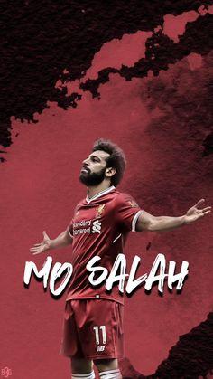 Mohamed Salah -s Liverpool Anfield, Salah Liverpool, Liverpool Soccer, Liverpool Players, Mohamed Salah, Premier League, M Salah, Egyptian Kings, Gareth Bale