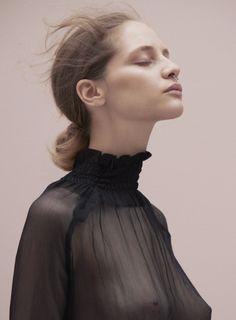 Melina Gesto by Julia Noni for Vogue Germany January 2016