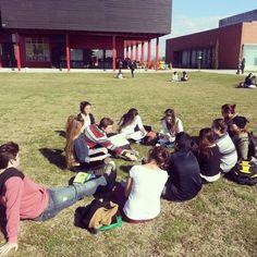 Preparándose para rendir  #HistotiaModerna #RelacionesInternacionales #Campus #VidaUniversitaria #Parciales