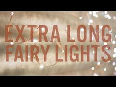 Fairy Lights, Extra Long 50 Ft, 200 LEDs, Outdoor Plug In, Cool White