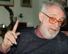 José Luis Sampedro, escritor y economista, Premio Nacional de las Letras Españolas 2011 (Barcelona, 1 de febrero de 1917 – Madrid, 8 de abril de 2013)