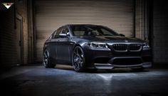 2014 BMW M5 (F10) by Vorsteiner