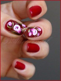 Baurorenail #nail #nails #nailart