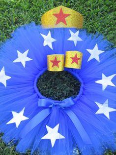 Infant Super Hero Costume. Super Hero Tutu Child by jessicakertel1