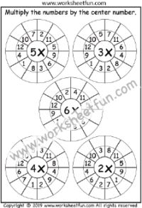 Times Table Worksheets – 19 and 20 – Fifty Worksheets / FREE Printable Worksheets – Worksheetfun Math Multiplication Worksheets, Mental Maths Worksheets, First Grade Worksheets, Preschool Worksheets, Free Printable Worksheets, Free Printables, 11 Times Table, Times Tables Worksheets, Fourth Grade Math