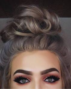 Imagen de hair, makeup, and beauty