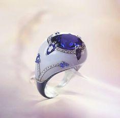 Blue ellegant