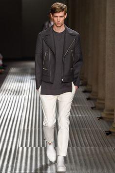 Neil Barrett Spring 2015 Menswear Collection Slideshow on Style.com