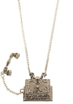 Alexander Graham Belle Necklace. This necklace seems to be calling to me...yeah, that was lame but I'm sticking to it. I also want this. @Bridget Rumble