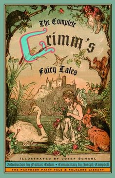 Grimm's Fairy Tales were also a staple of my childhood. I never could relate or even want to in regards to the tales where the female would be distressed and a man would come along and save the day, then they would live happily ever after. I never wanted to have to depend on a male to save me from a problem, I have always wanted to be my own rescuer. I would have to say that my favorite tales by the Grimm's are Cinderella and Rumpelstiltskin though.