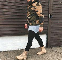 Urban Street Soldier