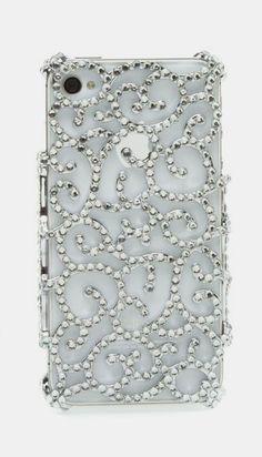 crystal phone case