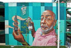 """Nobre e Leal"" by MrDheo in Porto, 2014"