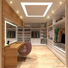 ғor мore pιnѕ A selection of 14 walk in closet designs that are both elegant and charming. Walk In Closet Design, Bedroom Closet Design, Master Bedroom Closet, Closet Designs, Bathroom Closet, Bedroom Decorating Tips, Diy Bedroom Decor, Decorating Ideas, Bedroom Colors