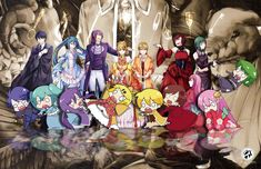Evillious Chronicles Wallpaper 3.0 by MarioGagabriel