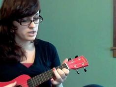 """""""Can't Help Falling in Love"""" Ukulele Cover - chords included"""
