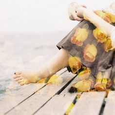 Learn how to create dreamy double exposure photography (image via Von Marcus)