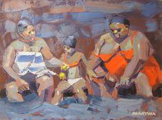 Makiwa Mutomba - Cooling down