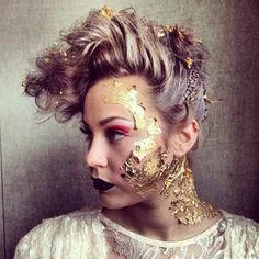 Best ideas about Avant Garde Halloween, Garde Halloween Makeup and ...