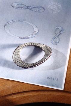 1 Bracelet white gold and amethysts Cartier Joaillier Star de la 26e Biennale des Antiquaires Paris 2012