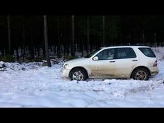 Taking granny for some drifting. :-D Tyres: Michelin LTX South Africa, 4x4, Snow, Youtube, Ideas, Eyes, Thoughts