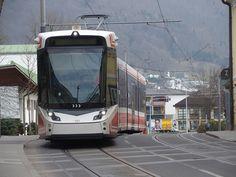 Light Rail, Busses, Austria, Buses