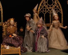 Anna Brahms dollmaker Sleeping Beauty Number 3