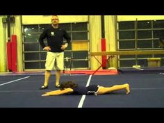 Doug Byrnes from Hamline University shares a fantastic twisting progression at GYM MOMENTUM CAMP. Share your drills and ideas at www.gymmomentum.com