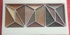Naturally Sukirti : Beauty Review: ELF Geo Palette