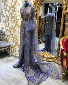 """1,923 mentions J'aime, 129 commentaires - Romeo Couture Officiel (@romeo_couture_officiel) sur Instagram: """"@romeo_haute_couture @sissiavecromeo #fashion #fashionistaf #romeo #caftan #robmarrocco #من مجموعة…"""""""