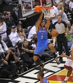 Images from Game 3: Thunder at Heat   THE OFFICIAL SITE OF THE OKLAHOMA CITY THUNDER