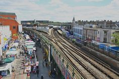 Station Road market by silverfox09, via Flickr