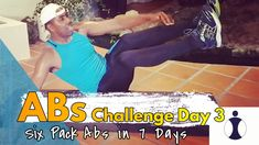 Let's Show Off Your Abs for Summer! This is Day 3 of 7. Great for Core Strength and a Stronger Back. Strong Back, Ab Challenge, Six Pack Abs, Free Fitness, Fitness Workouts, Felder, Core, Strength, Challenges
