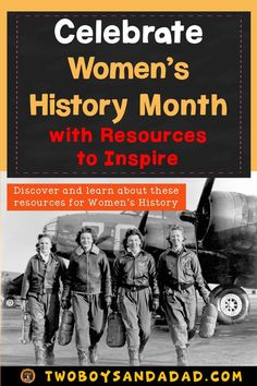 Integrate into your lessons these amazing resources to celebrate Women's History Month. Links to lessons, resources and more. Discover and learn more now. Social Studies Activities, Teaching Social Studies, Teaching History, Classroom Activities, Teaching Resources, Kid Activities, Teaching Strategies, Teaching Ideas, Important People In History